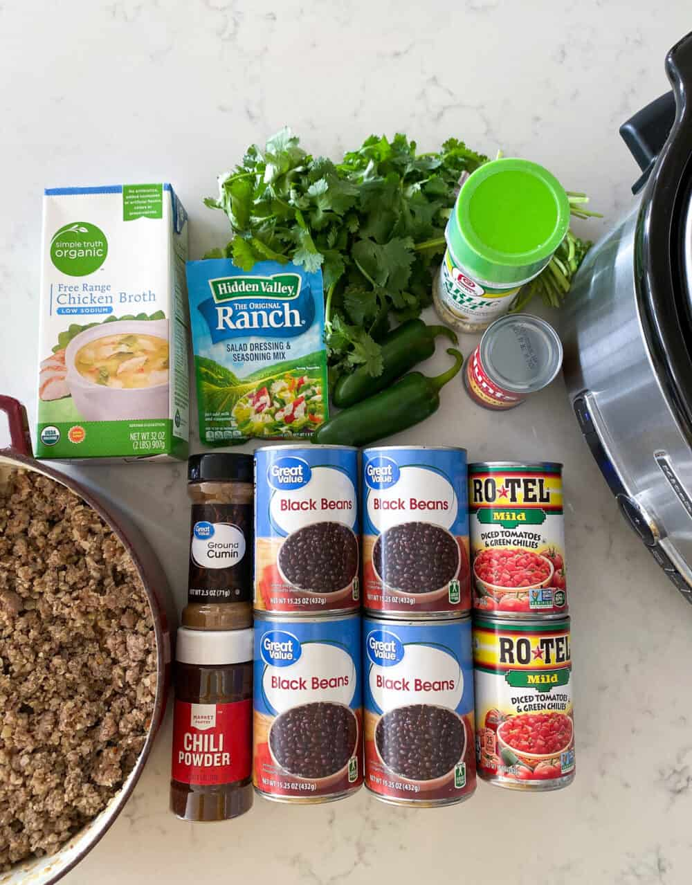 Easy Slow Cooker Chili Recipe The Best Homemade Chili