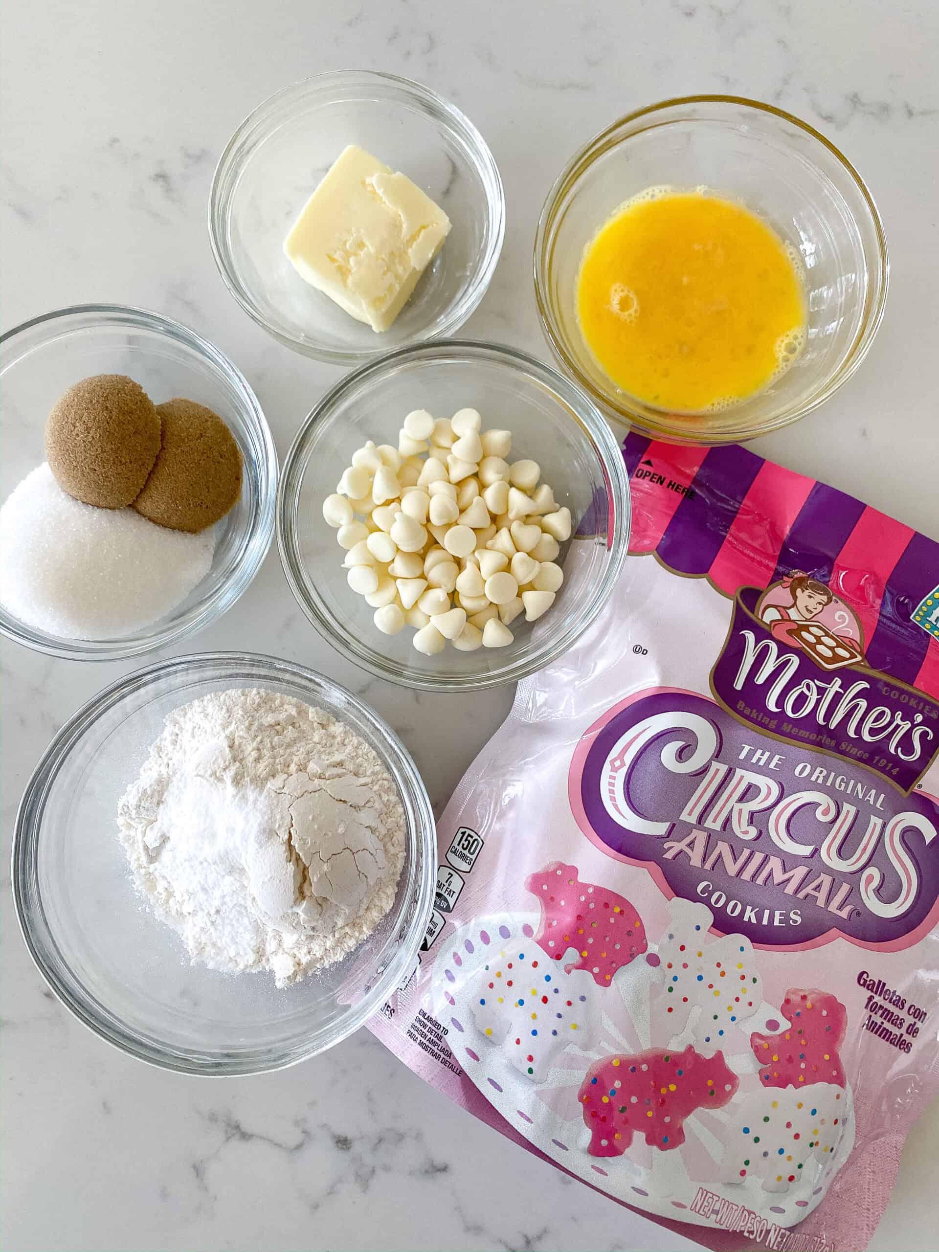 animal cookies ingredients