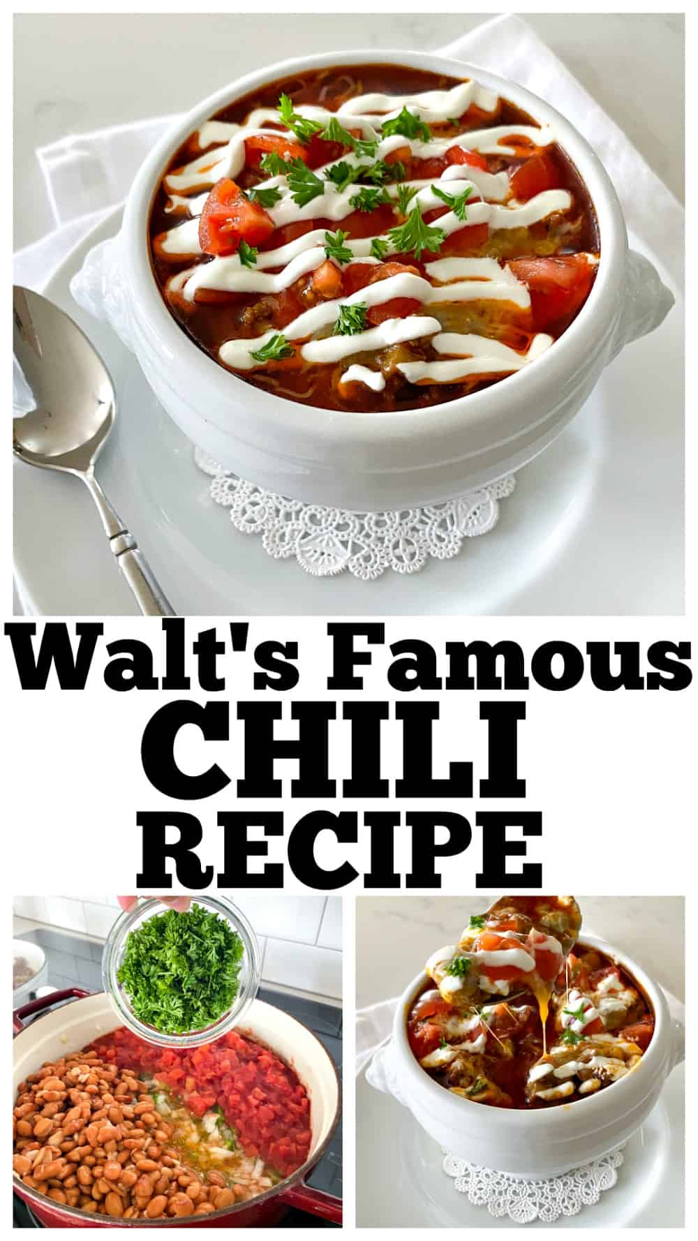 award winning chili recipe