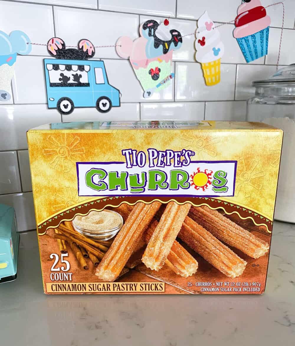 churro recipe
