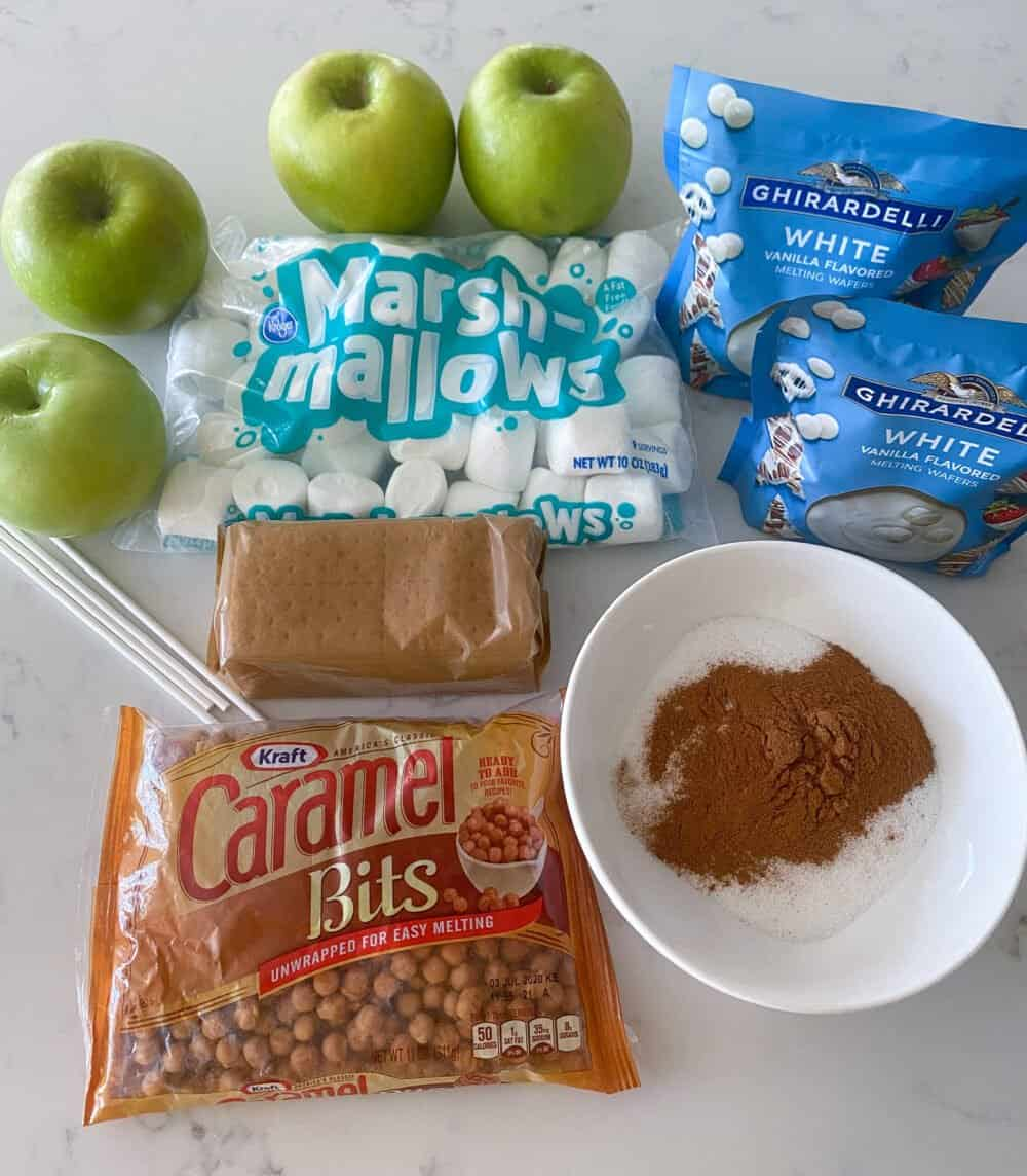 Apple Pie Caramel Apples Disney Copycat Recipe Picky Palate