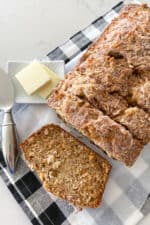 simple banana bread