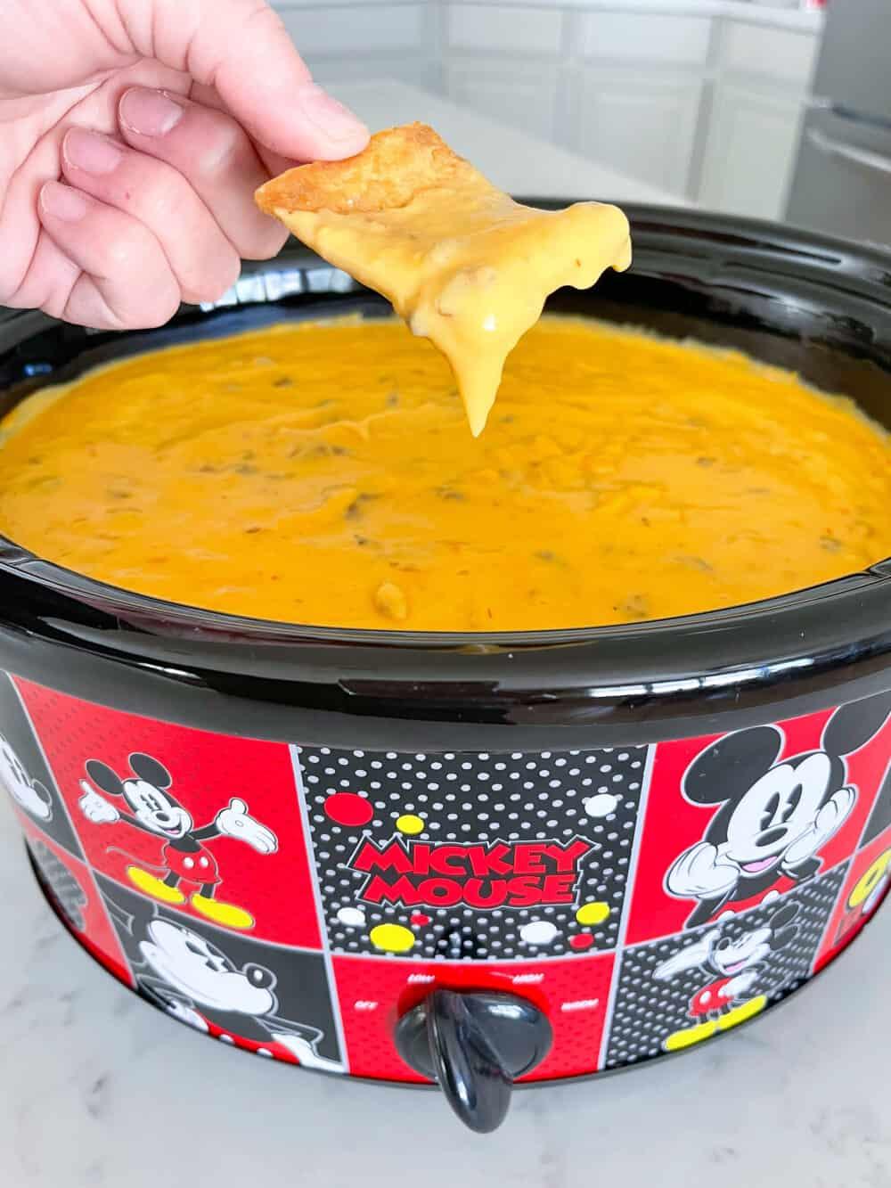 crockpot queso recipe