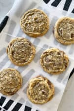 baked best chewy chocolate chip cookies