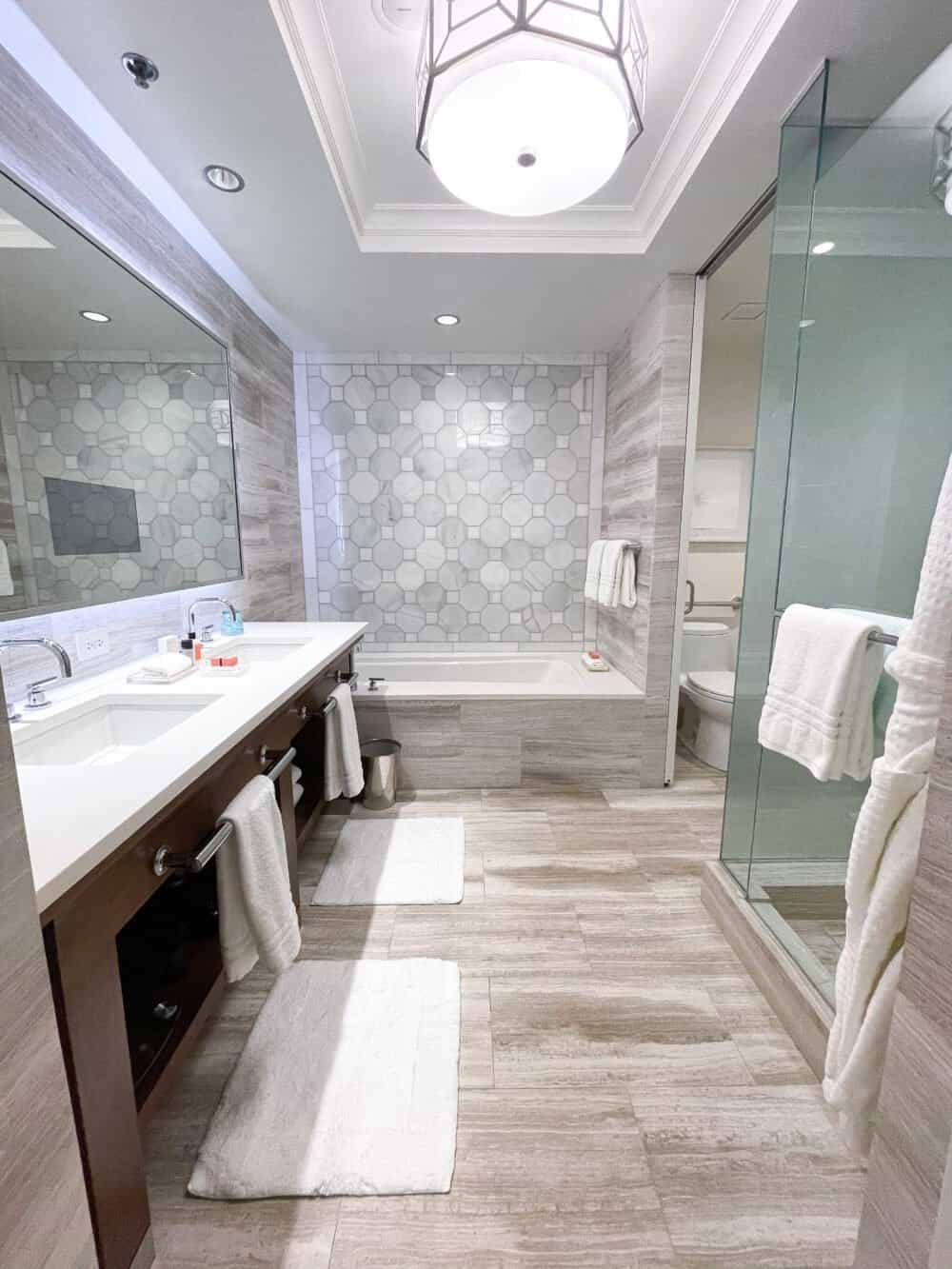 four seasons orlando bathroom