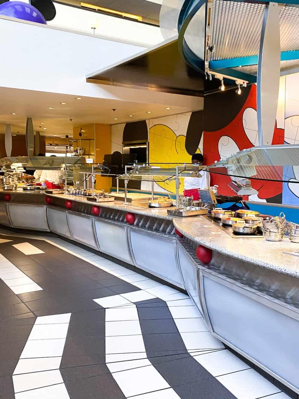chef mickey disney contemporary resort