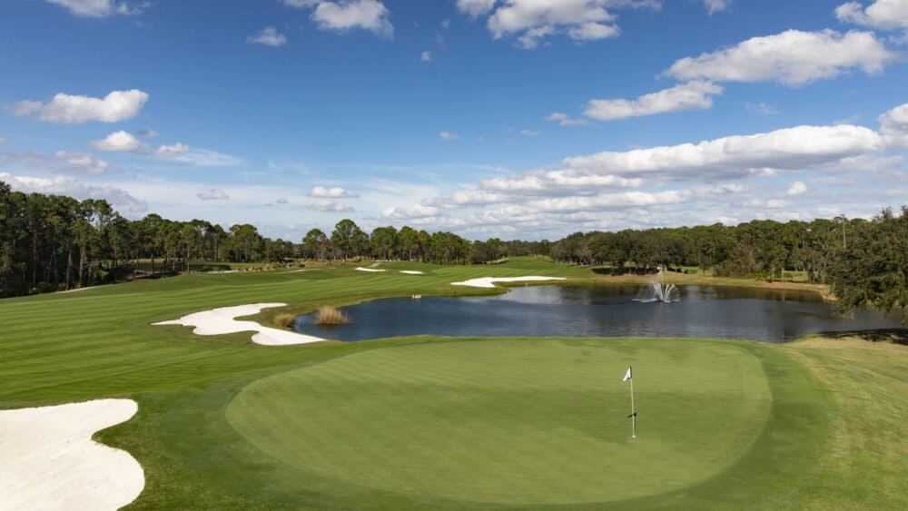 four seasons orlando golf course