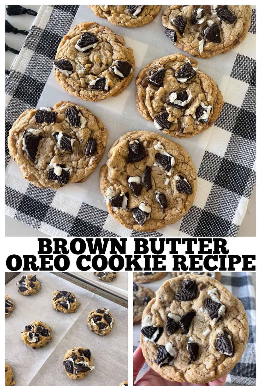 photo collage oreo cookie recipe